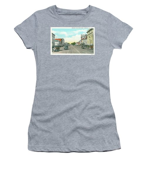 Newburgh Broadway - 05 Women's T-Shirt (Athletic Fit)