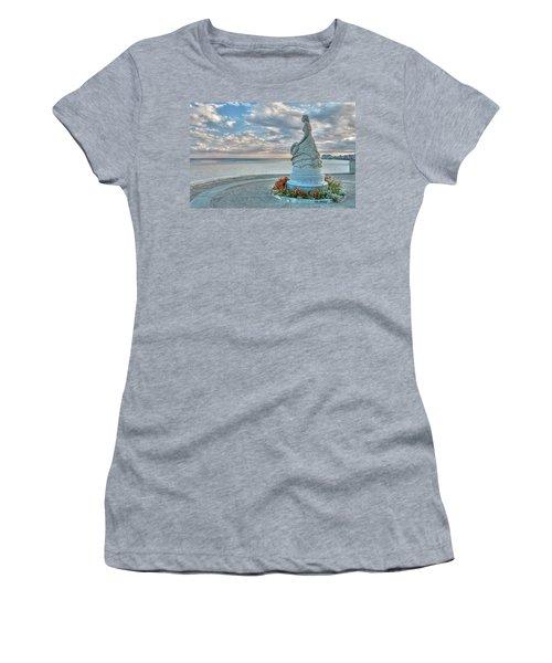 New Hampshire Marine Memorial Women's T-Shirt