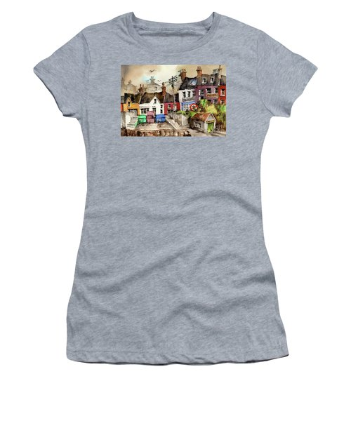 No Litter In Baltimore, Cork ...x117 Women's T-Shirt (Athletic Fit)