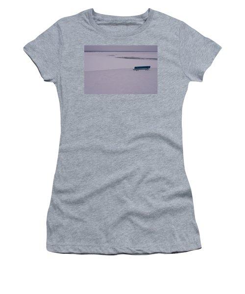 No Viene Nadie... Women's T-Shirt (Athletic Fit)