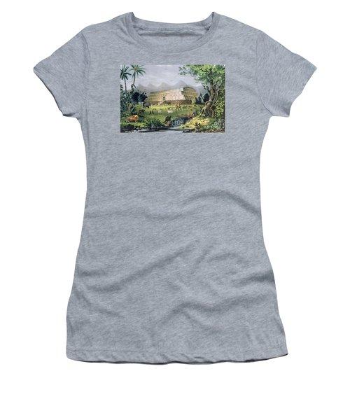 Noahs Ark Women's T-Shirt (Athletic Fit)