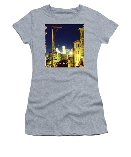 Nob Hill Electric Women's T-Shirt