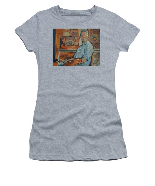 Nop Briex Self Portrait Women's T-Shirt (Athletic Fit)