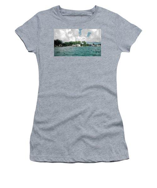 North Bimini Airport Women's T-Shirt