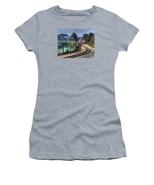 North Bound Women's T-Shirt (Athletic Fit)