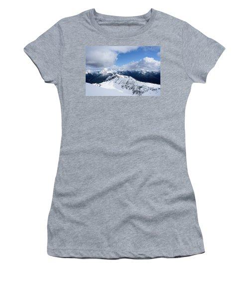 North Cascade Mountains Women's T-Shirt