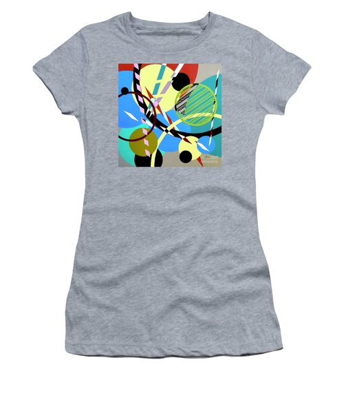 Composition #21 Women's T-Shirt (Athletic Fit)