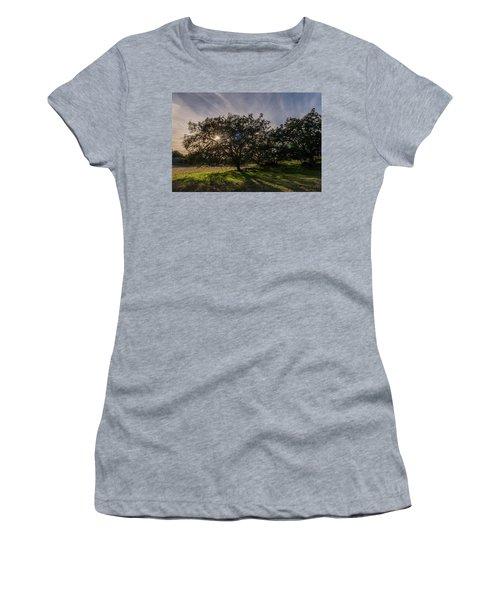 Oak Sunburst Women's T-Shirt