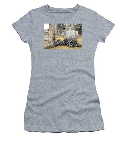Oblivion. Ivy And Golden Lichen Women's T-Shirt