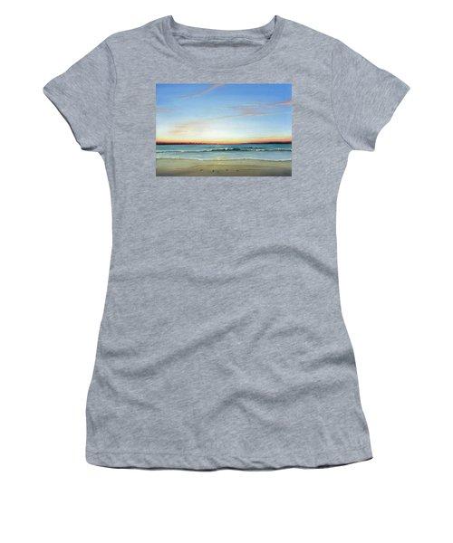Obx Sunrise Women's T-Shirt (Athletic Fit)