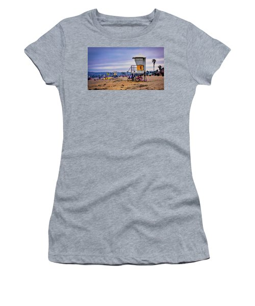 Ocean Beach Women's T-Shirt