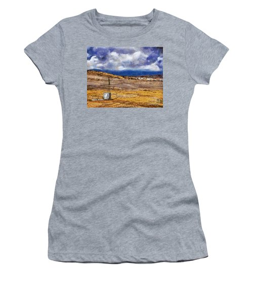 Off The Beaten Path I Women's T-Shirt (Athletic Fit)