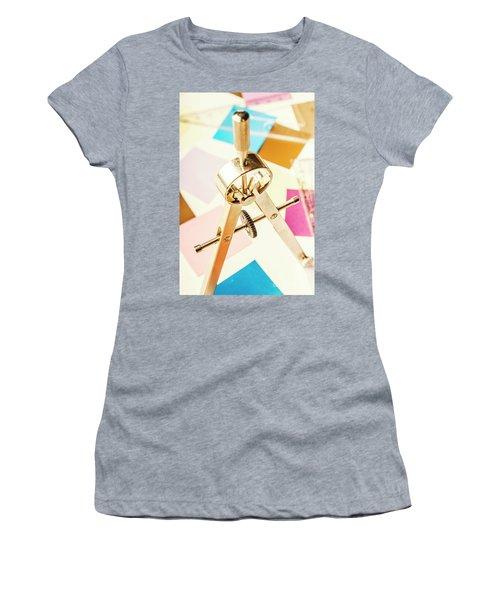 Office Plan Draft Women's T-Shirt