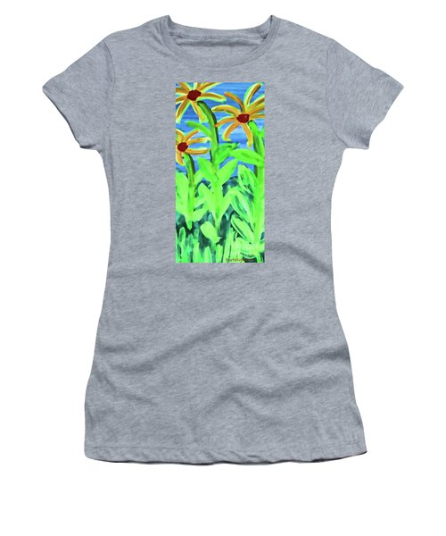 Oh Glorious Day Floral Women's T-Shirt