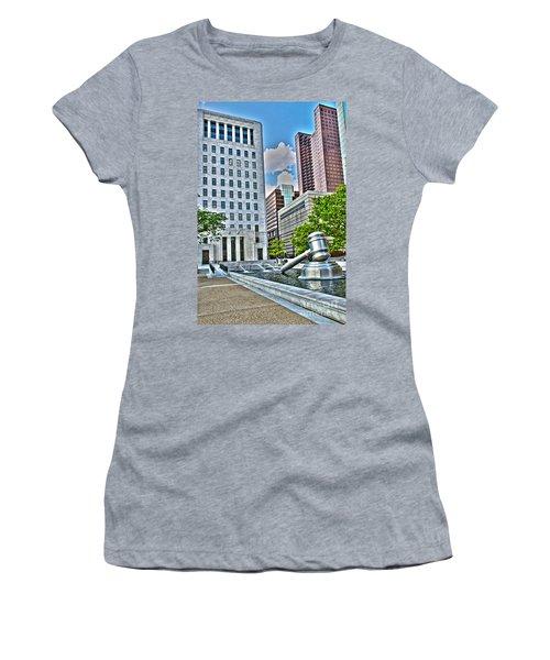 Ohio Supreme Court Women's T-Shirt (Athletic Fit)