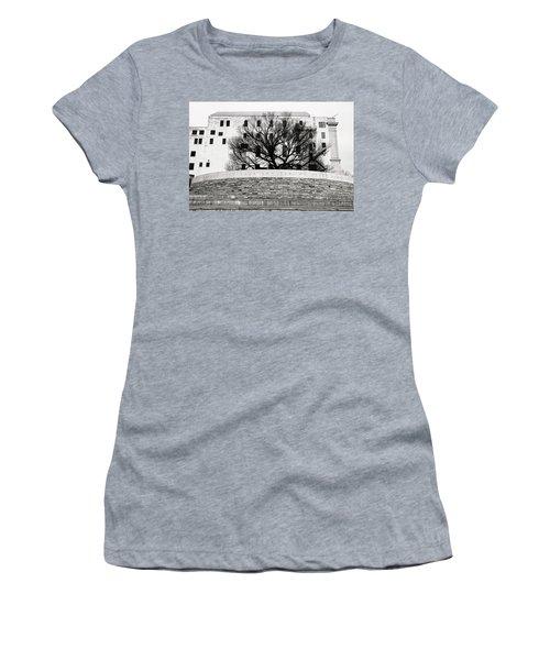 Oklahoma City Memorial 5 Women's T-Shirt (Athletic Fit)