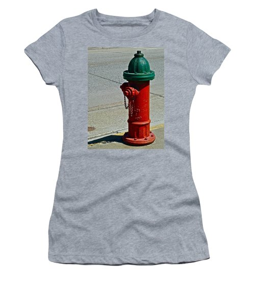 Old Fire Hydrant Women's T-Shirt