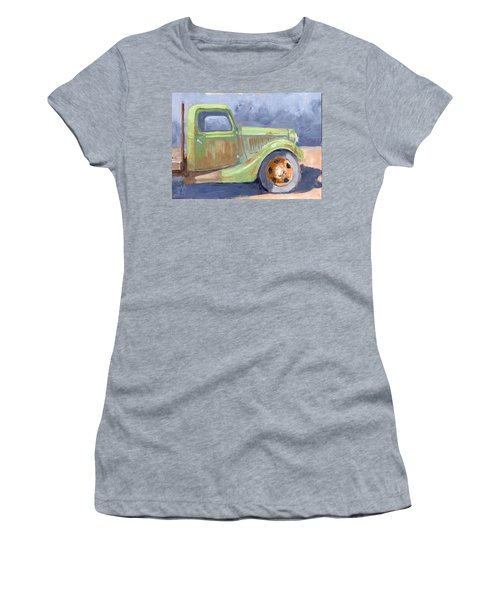 Old Green Ford Women's T-Shirt