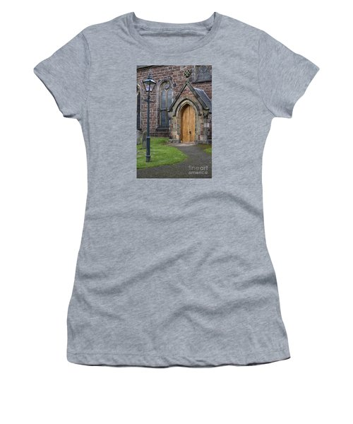 Old High Church - Inverness Women's T-Shirt (Athletic Fit)