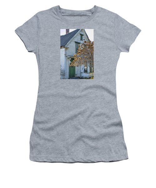Old Home Women's T-Shirt (Junior Cut) by Alana Ranney
