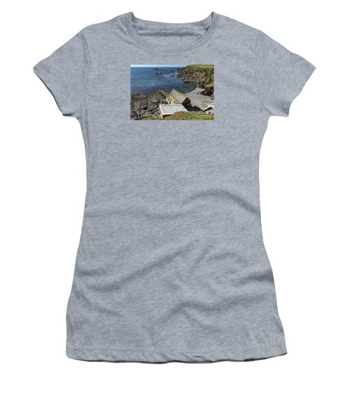 Old Lifeboat Station Women's T-Shirt