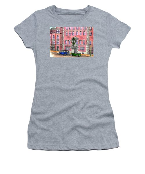 Old Salem Five Savings Bank Women's T-Shirt (Junior Cut) by Paul Meinerth