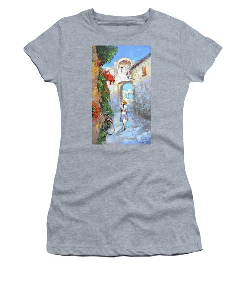 Old Street  Women's T-Shirt (Athletic Fit)