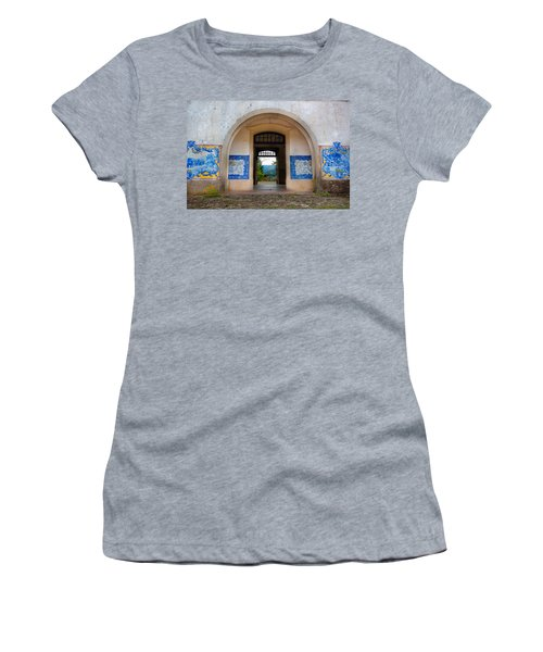 Old Train Station Women's T-Shirt