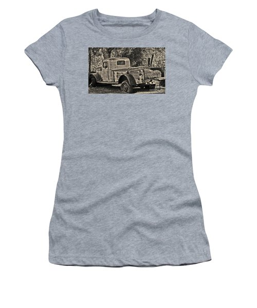 Old Truck Women's T-Shirt