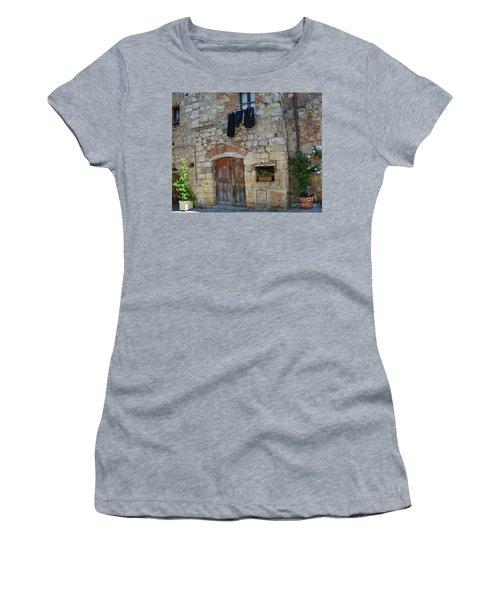 Old World Door Women's T-Shirt
