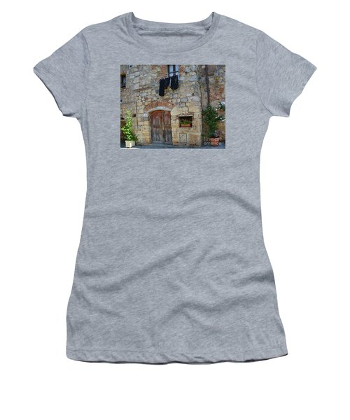 Old World Door Women's T-Shirt