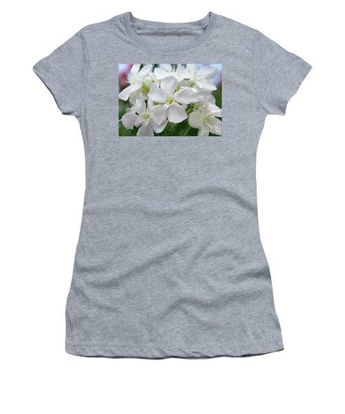 Oleander Ed Barr 3 Women's T-Shirt