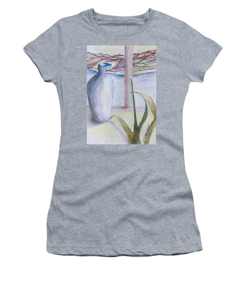 On The Deck Women's T-Shirt (Athletic Fit)