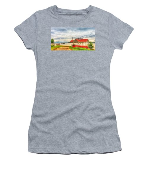 On The Lake Women's T-Shirt