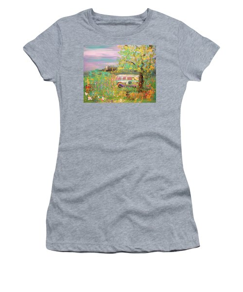 On The Way Women's T-Shirt