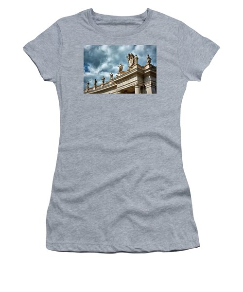 On Top Of The Tuscan Colonnades Women's T-Shirt