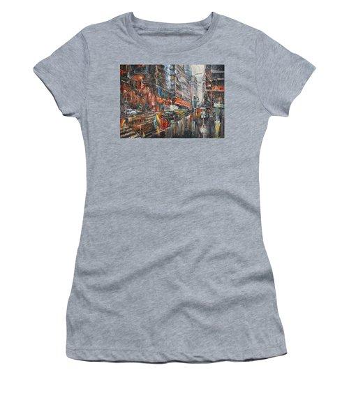 One Rainy Evening Women's T-Shirt