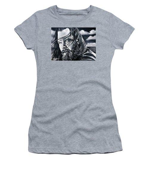 Opie Women's T-Shirt (Junior Cut) by Tom Carlton