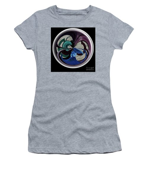 Orb Lineup Women's T-Shirt (Athletic Fit)