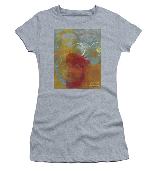 Orbs Women's T-Shirt (Athletic Fit)