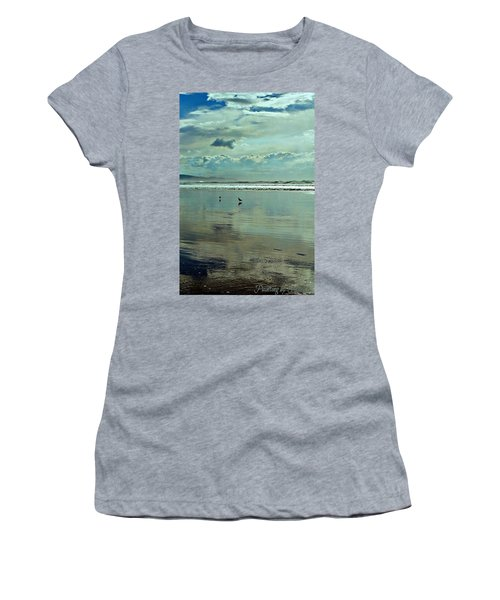 Oregon Coast 6 Women's T-Shirt (Athletic Fit)