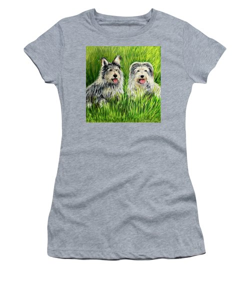 Oskar And Reggie Women's T-Shirt
