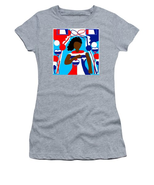 Our Flag Of Freedom 3 Women's T-Shirt