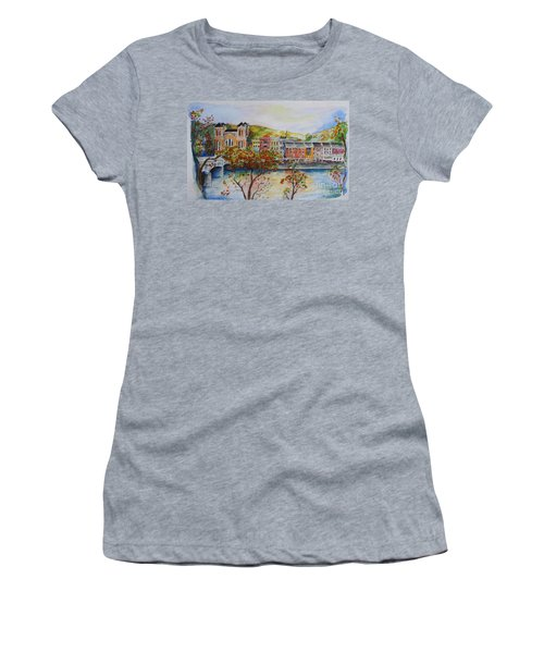 Owego Women's T-Shirt (Athletic Fit)