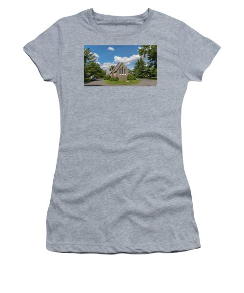 Oxford Church Women's T-Shirt (Athletic Fit)