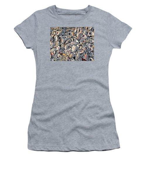 Oysters Shells Women's T-Shirt