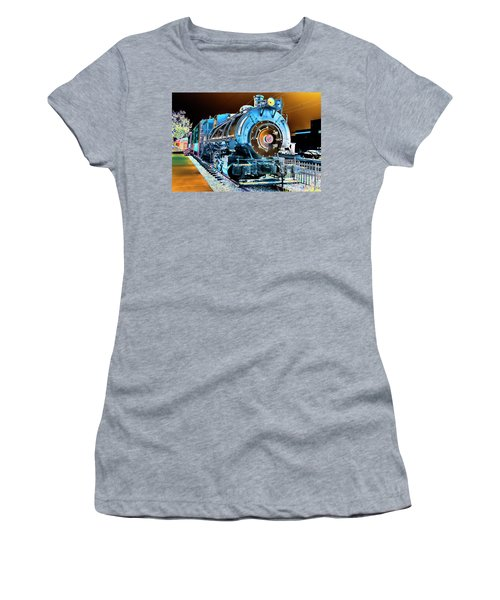 Pacific Southwest Railway And Meseum Women's T-Shirt (Athletic Fit)