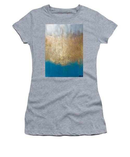 Paint The Sky Gold Women's T-Shirt