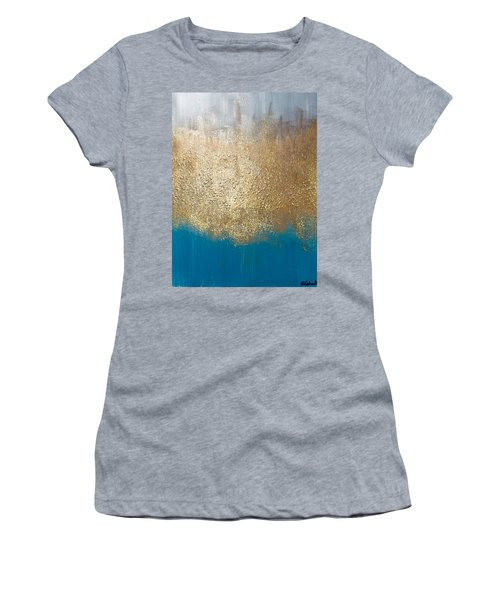 Paint The Sky Gold Women's T-Shirt
