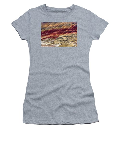 Painted Hills Contour Women's T-Shirt